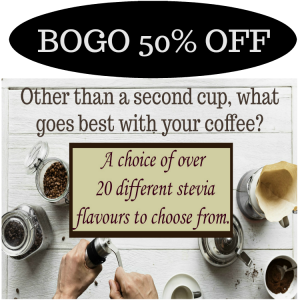 Second Cup BOGO